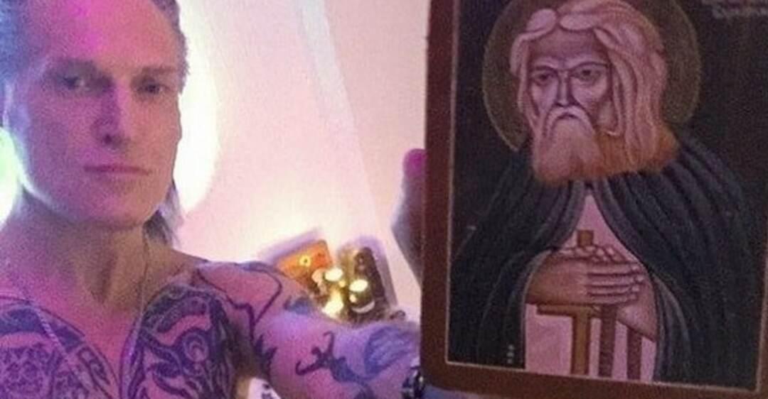 слухи, фото никиты джигурды как он сбрил бороду люди