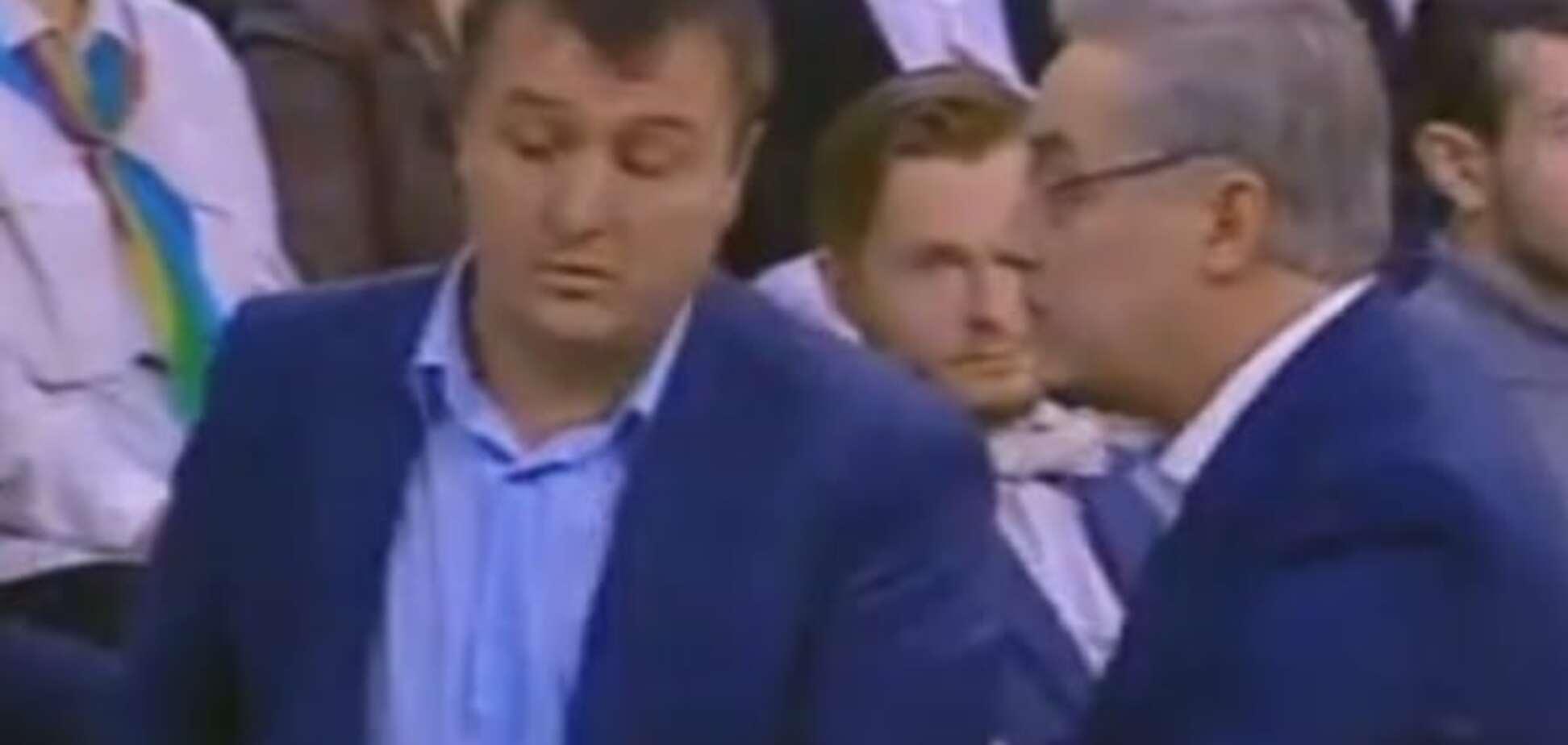 Сергей Запорожский и Андрей Норкин