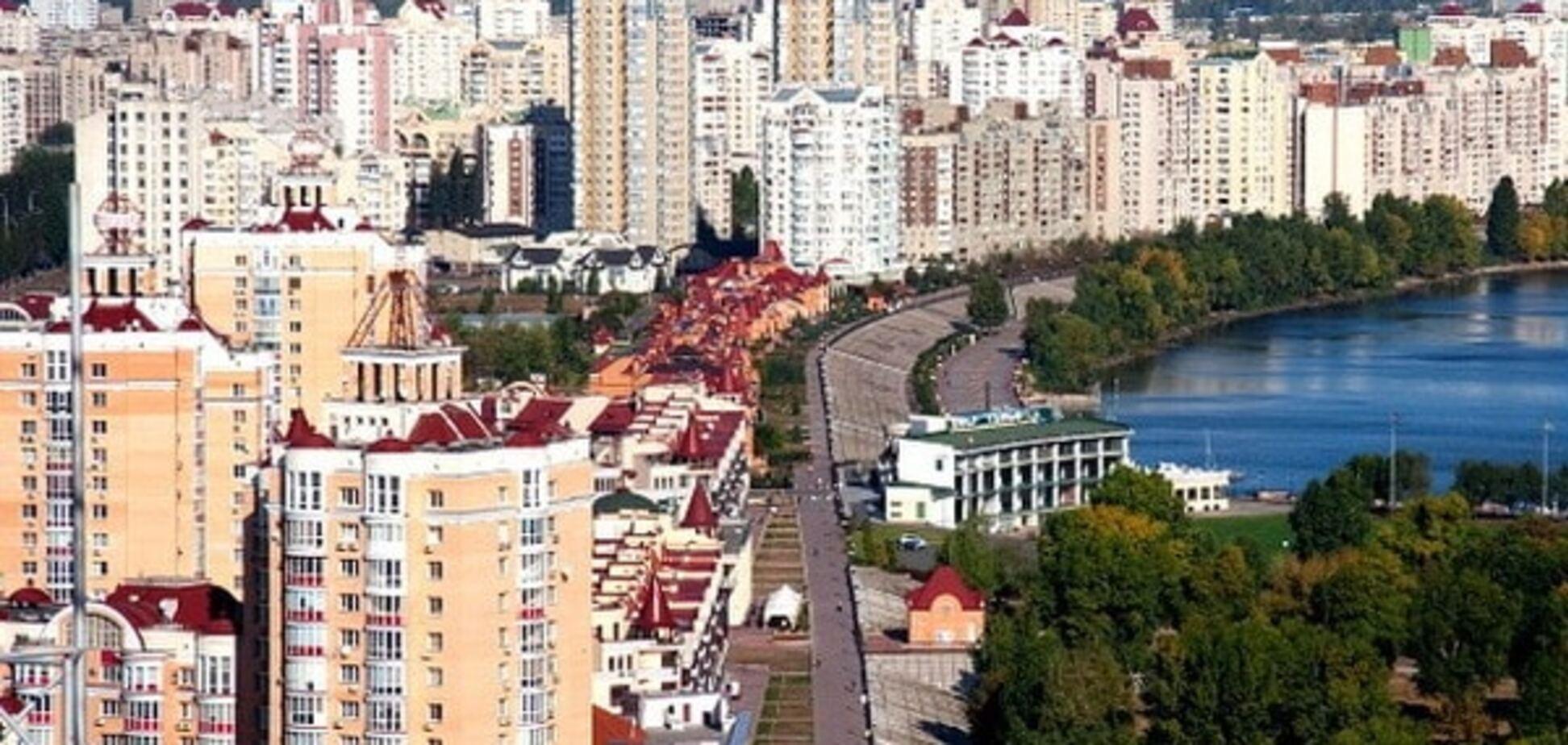 Элитное жилье в Киеве