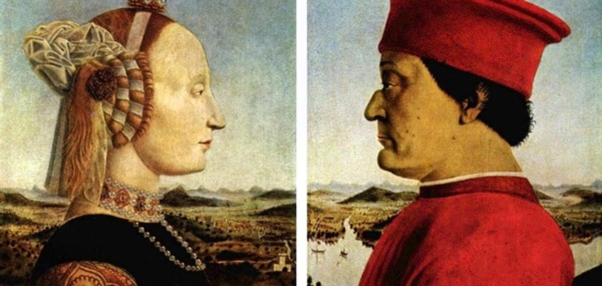 Урбинський диптих