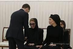 Дружина Іслама Карімова Тетяна і молодша дочка Лола