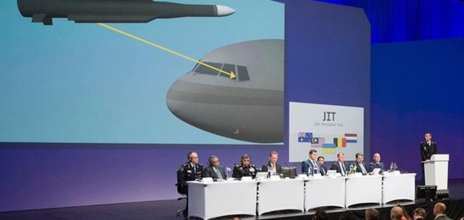 расследование MH17
