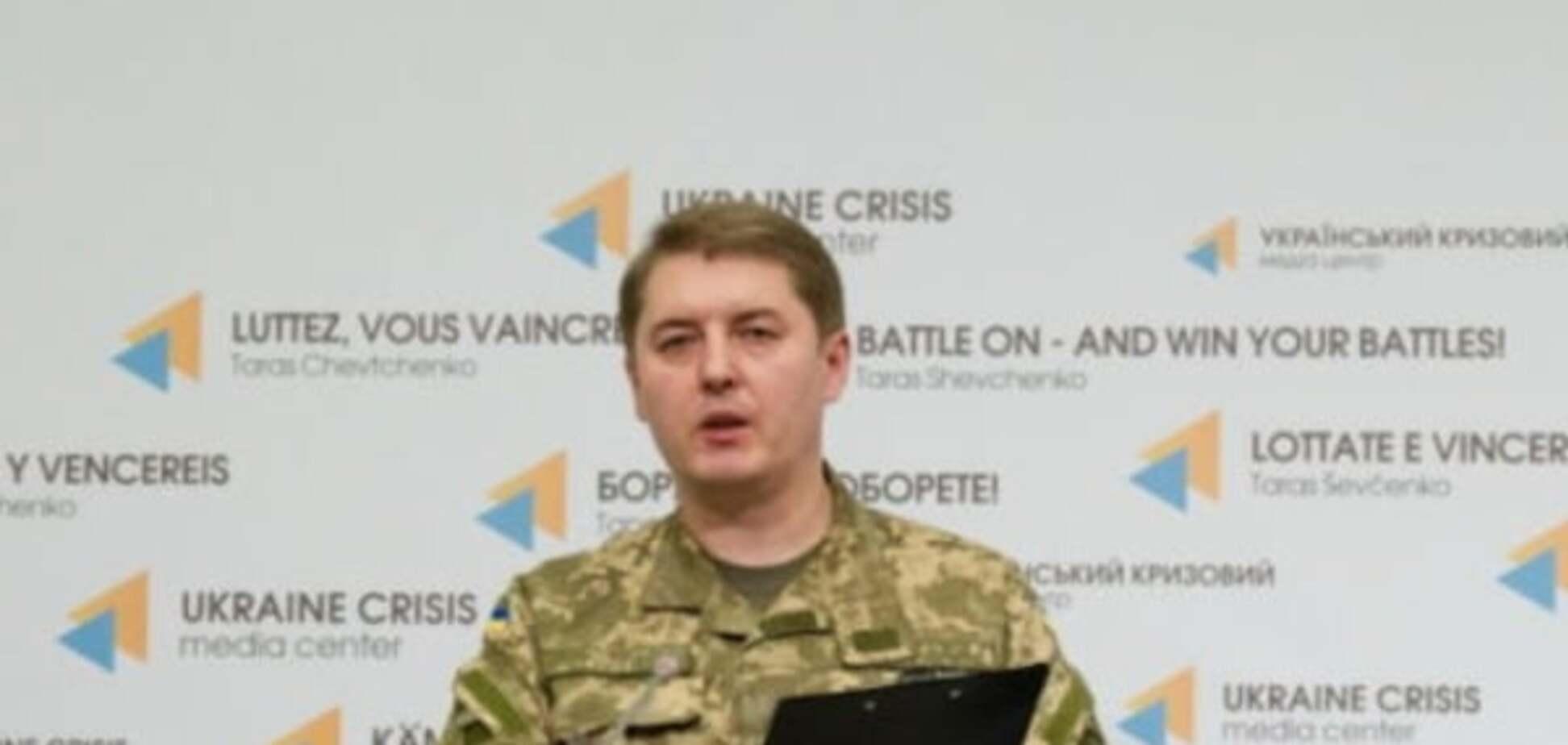 Обошлось без жертв: в зоне АТО за сутки ранены 7 украинских военных