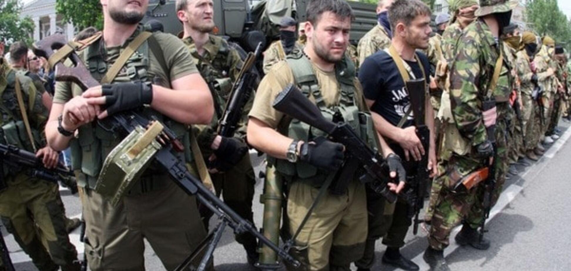 Прибыло 450 военных: Россия отправила воевать на Донбасс батальон кавказцев