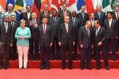 Саммит G-20 - большая счастливая семья