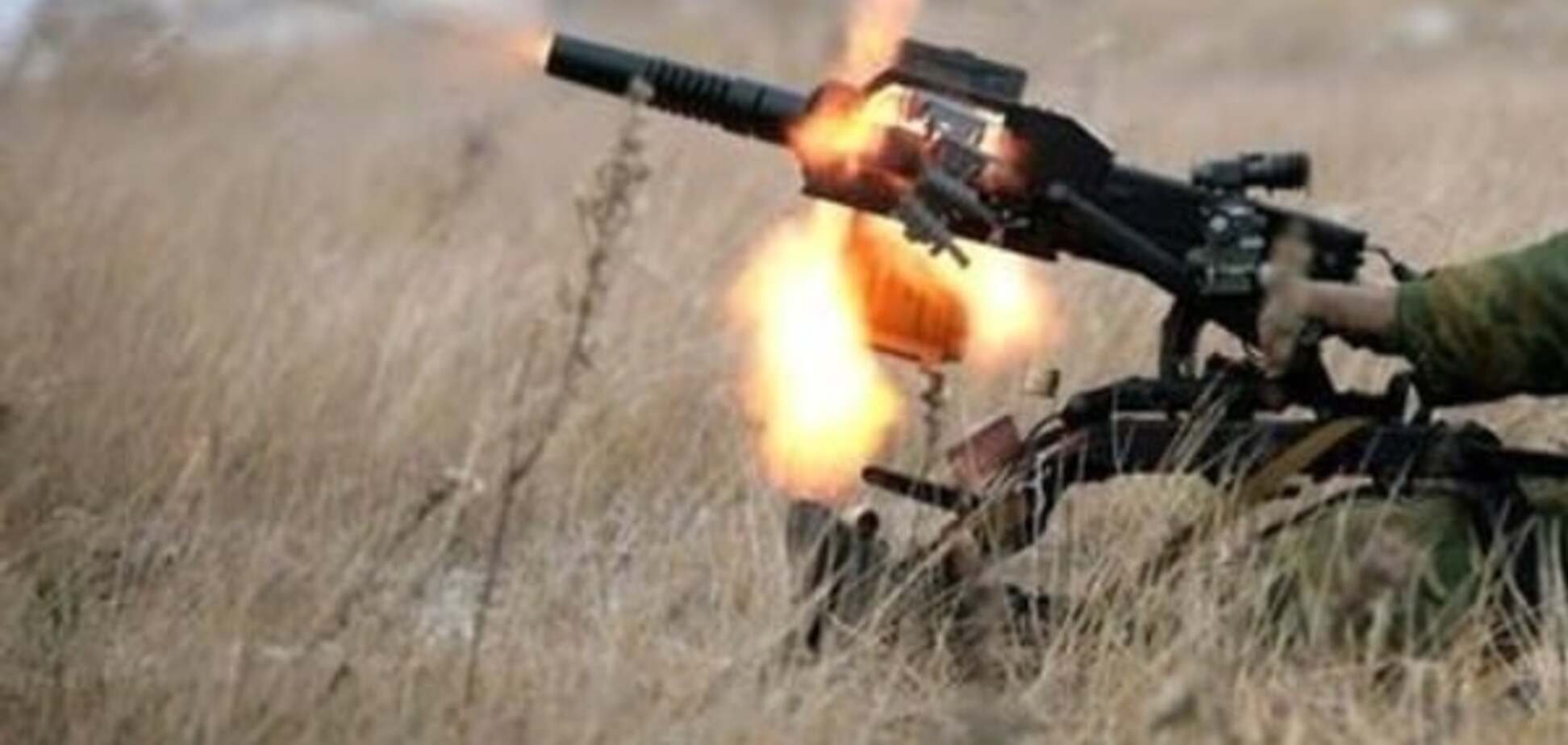 Терористи обстріляли околиці Луганського і Авдіївки з гранатометів