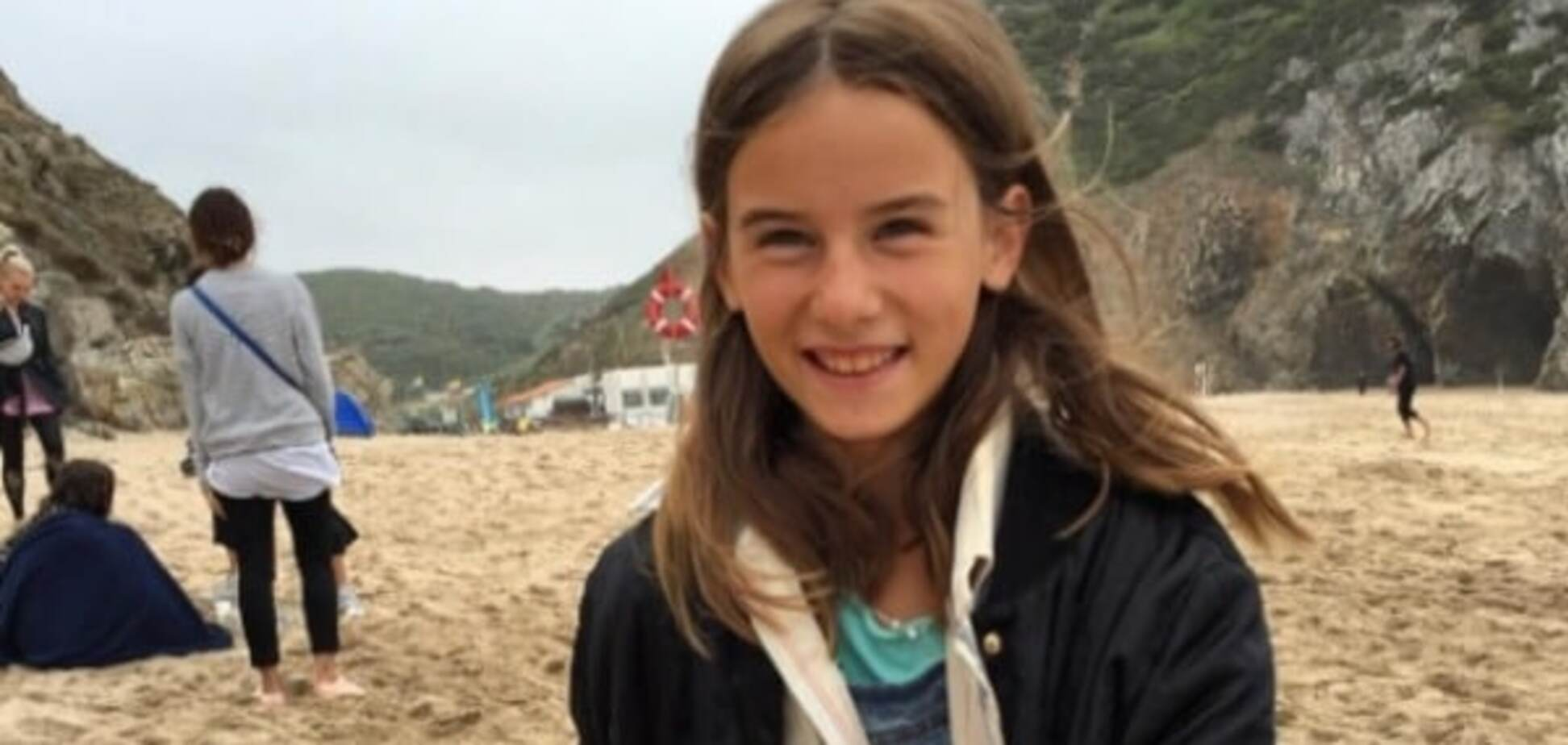 11-летняя дочь Бадоевых сняла свой первый репортаж в Португалии: опубликовано видео