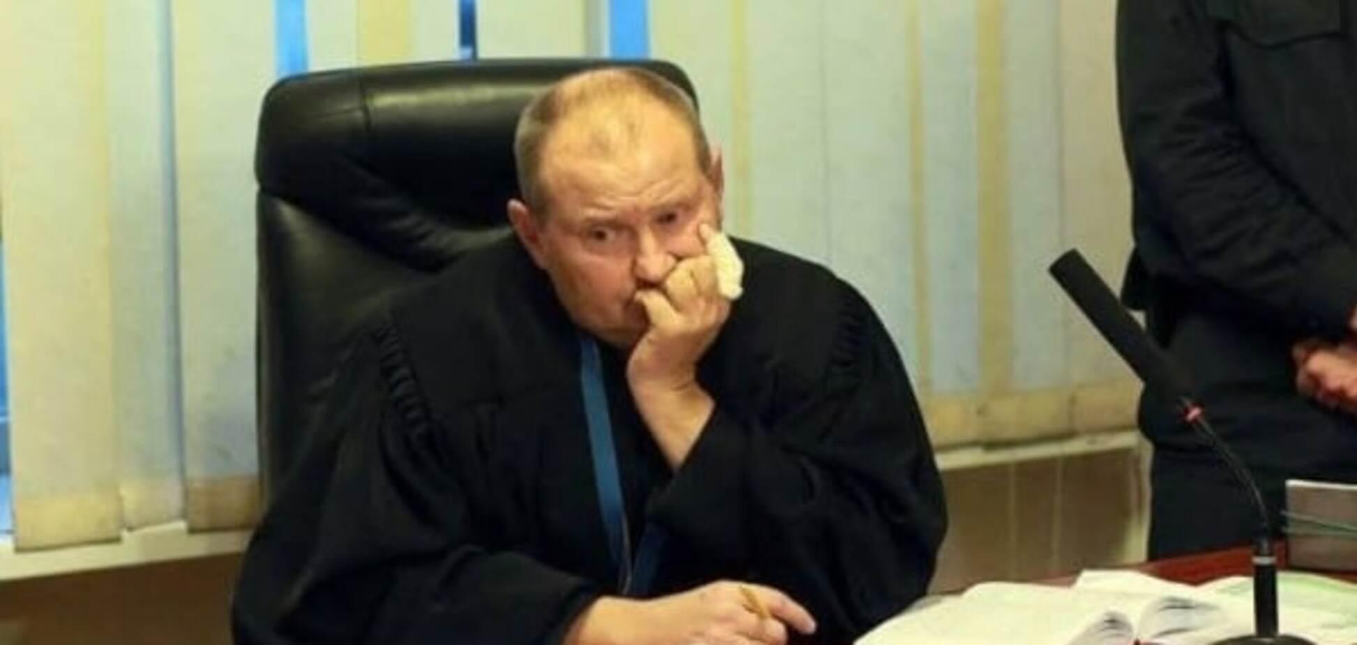 Рада рассмотрит вопрос судьи-взяточника Чауса одним из первых