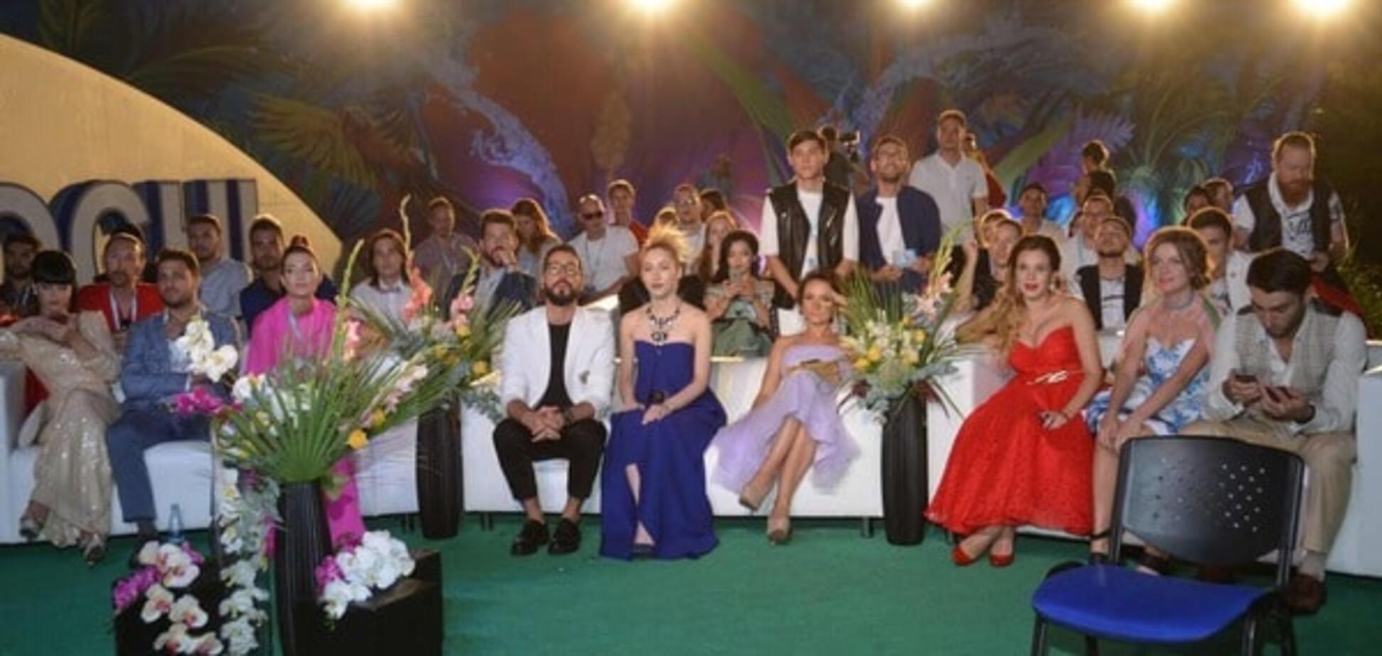 Украина победила на 'Новой волне 2016' в первый конкурсный день: опубликованы видео