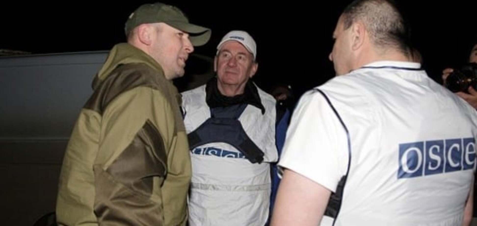 ОБСЄ поскаржилася на крадіжку і знищення камер спостереження терористами 'ДНР'