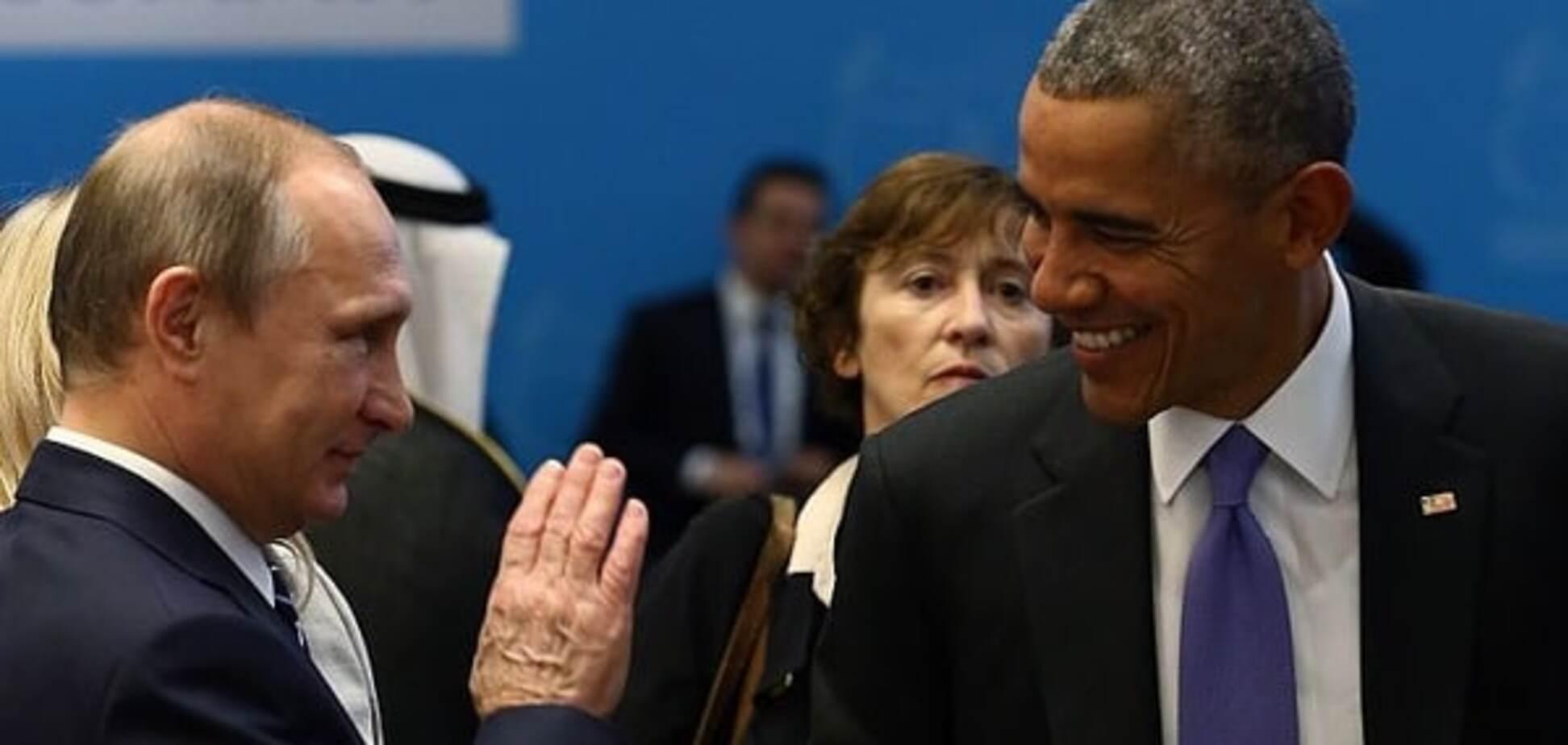 Без преси: в Китаї завершилася зустріч Путіна і Обами