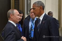 Встреча в Китае: Обама объяснил Путину, что сперва 'Минск', а потом снятие санкций