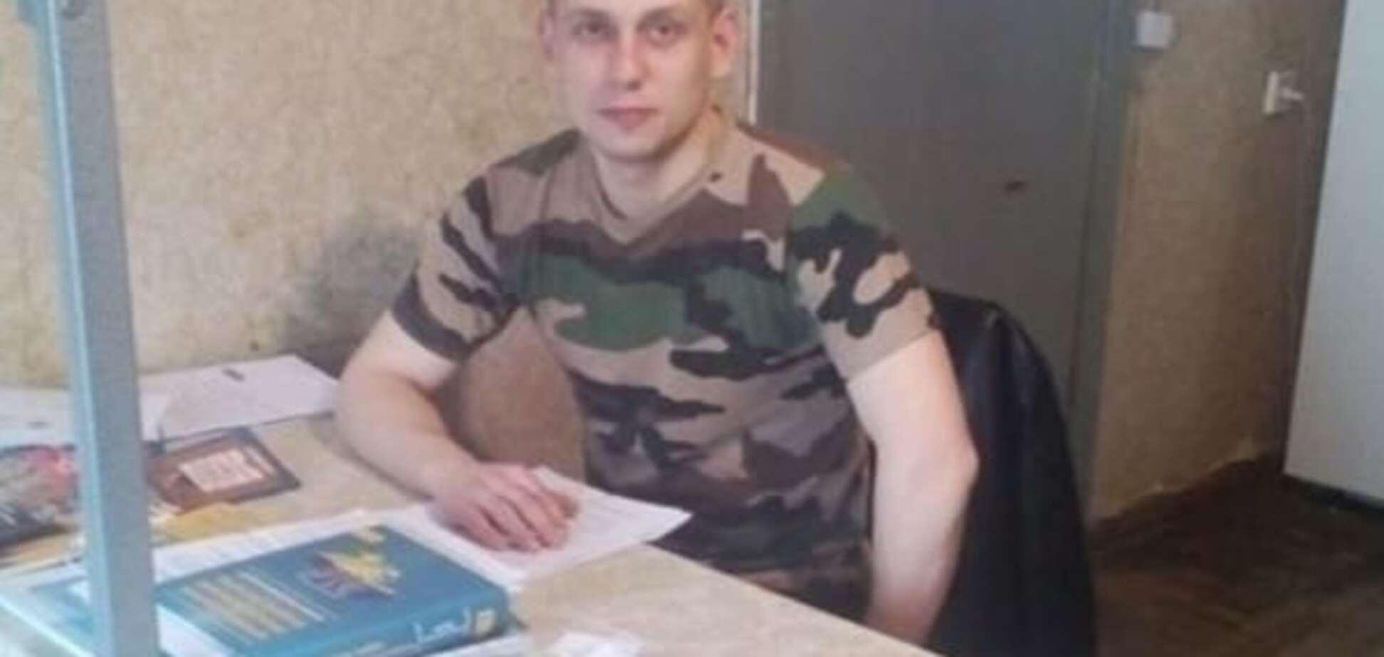 Київському поліцейському Олійнику скасували домашній арешт