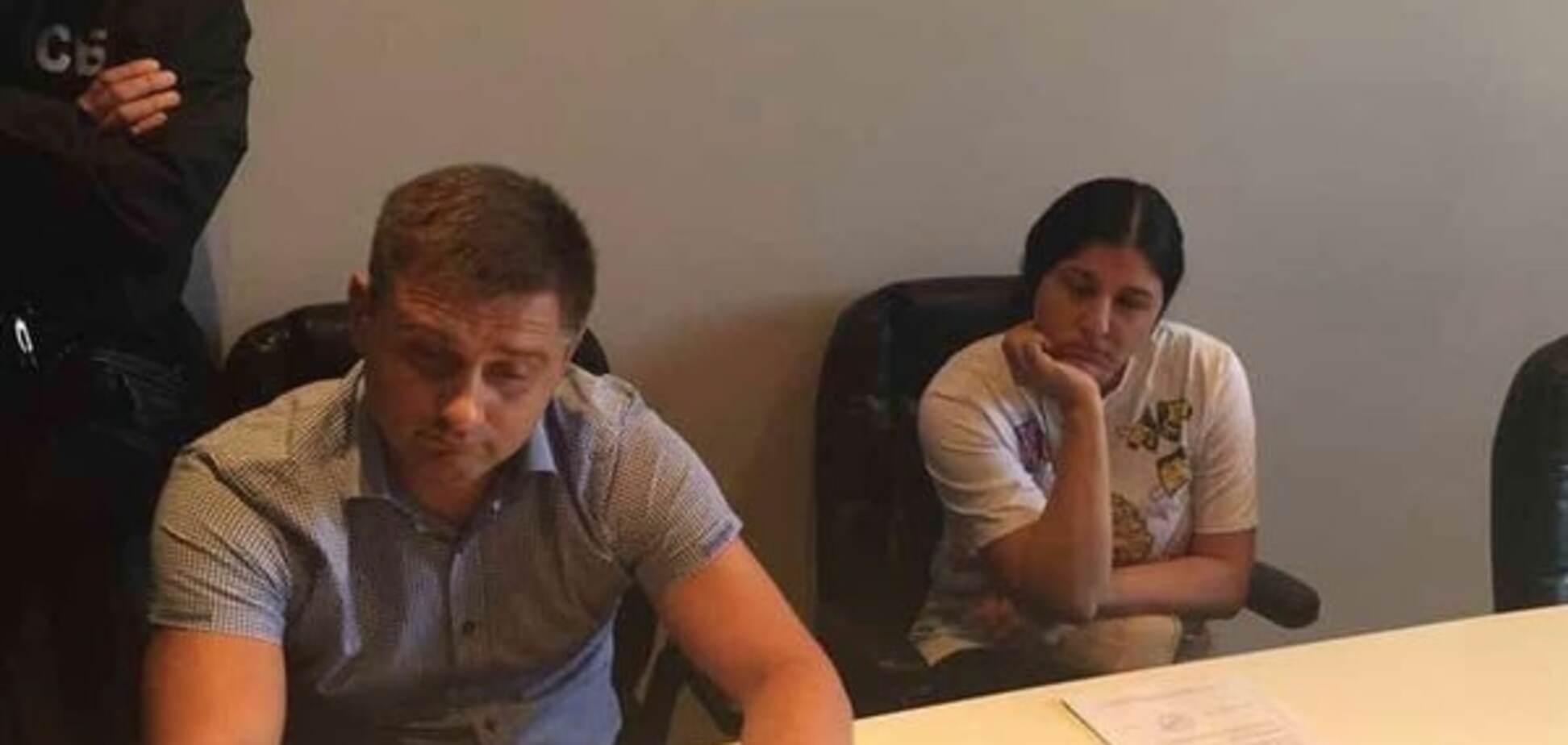 Суд заарештував прокурора-хабарника Білого із заставою у 2 млн грн