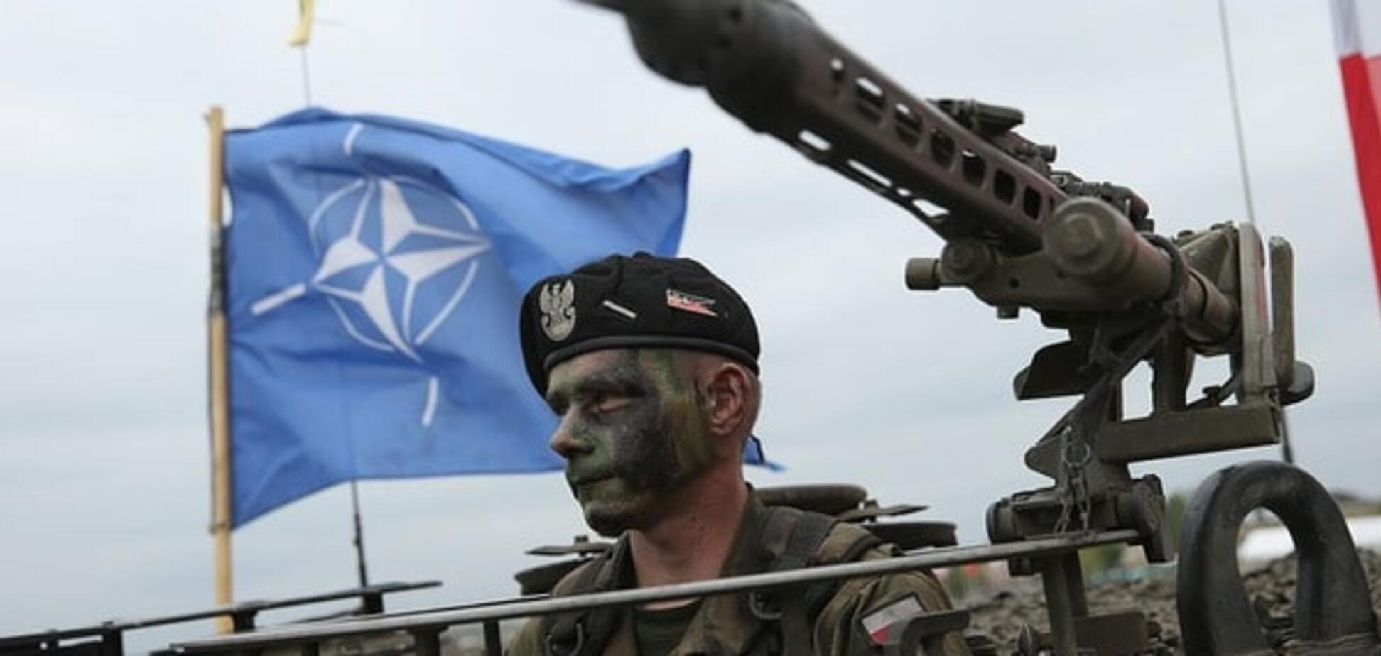 У 'ЛНР' поширюють страшилку про прибуття на Донбас 'польського підрозділу' НАТО