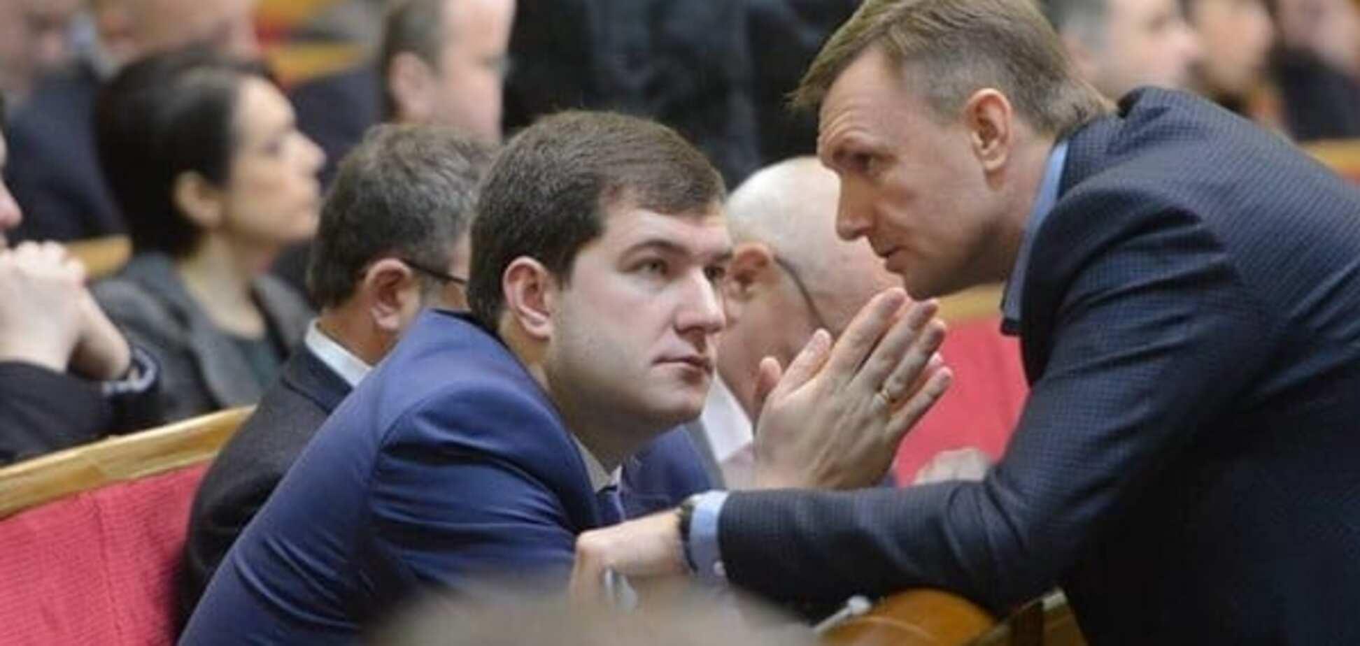 Рада лишила депутатских полномочий замгенпрокурора Сторожука