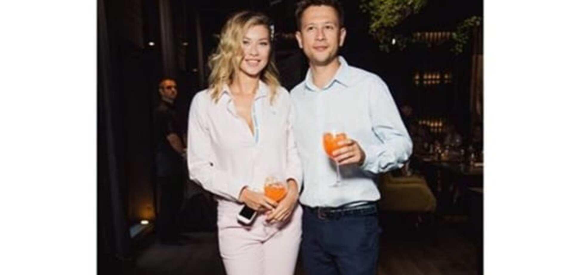 Жена Дмитрия Ступки устроила любимому сюрприз ко дню рождения: фотофакт
