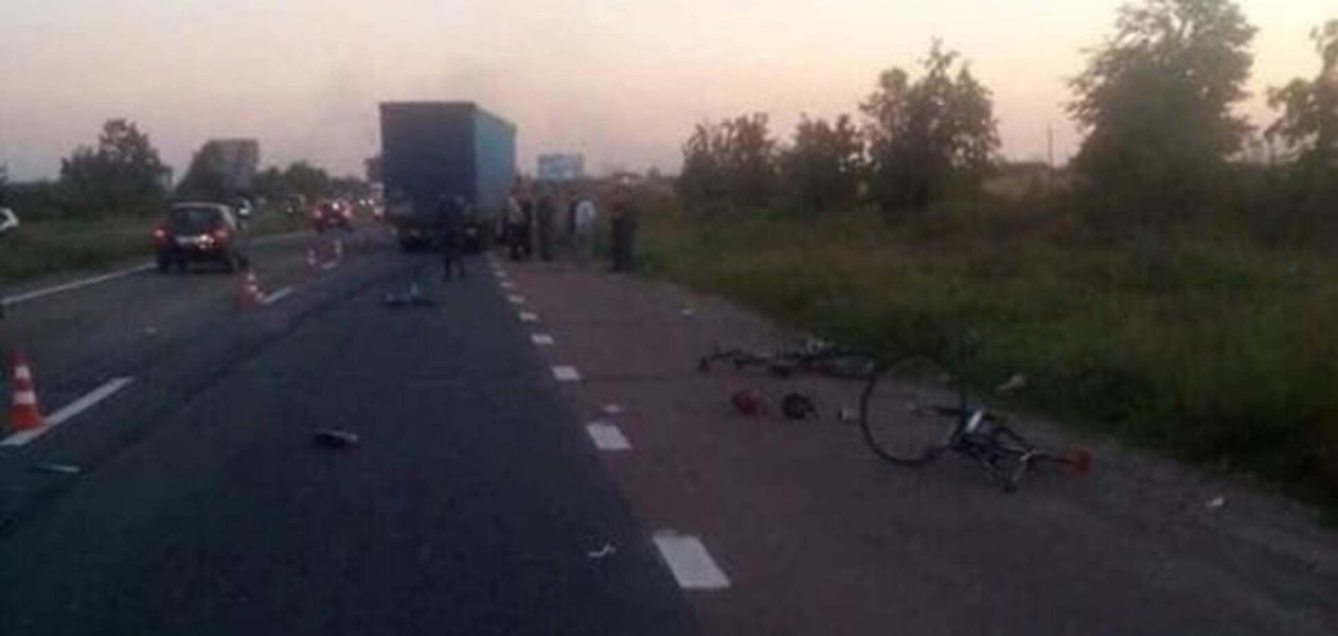 ДТП із велосипедистами під Броварами: постраждалі розповіли подробиці