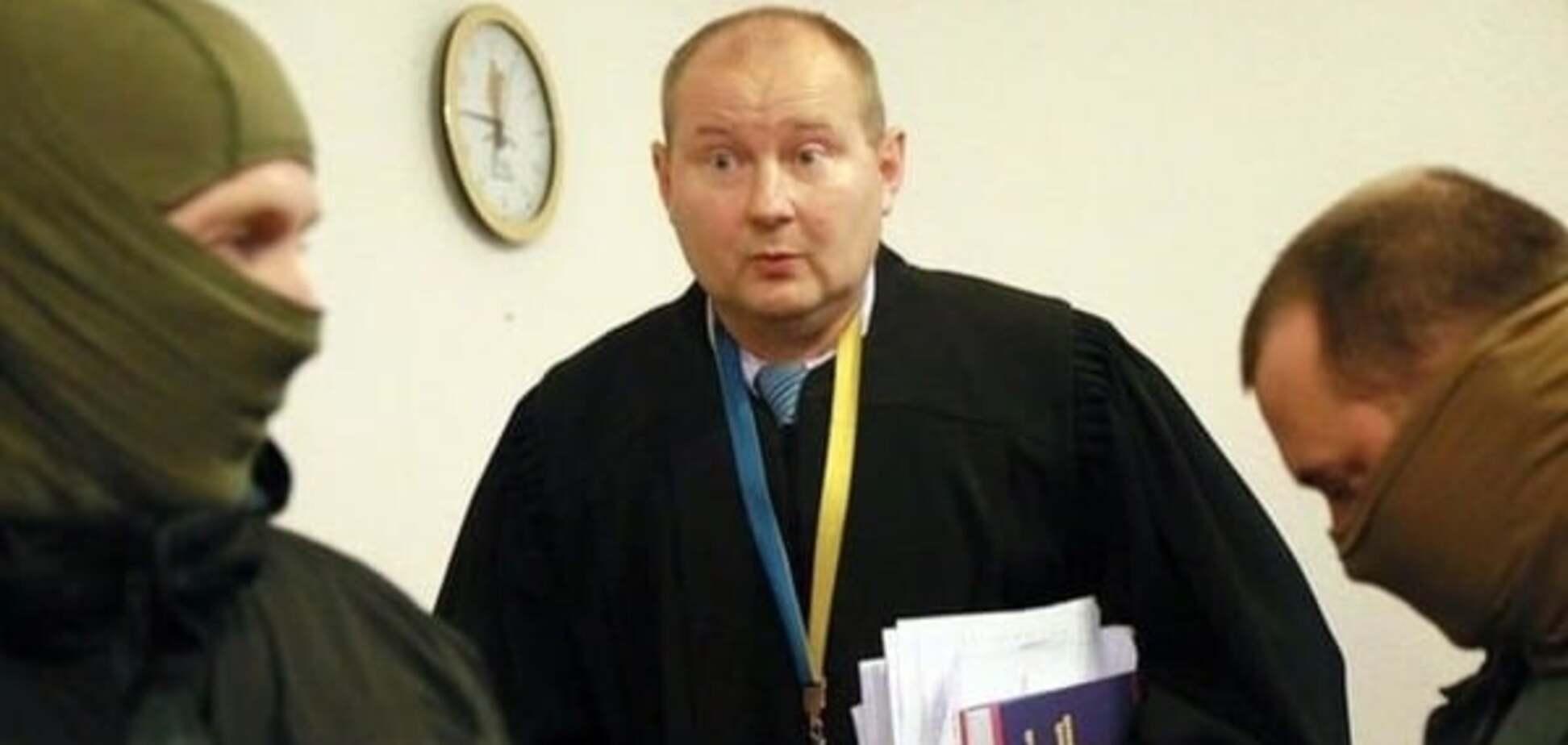За упіймання судді-втікача Чауса призначили велику нагороду