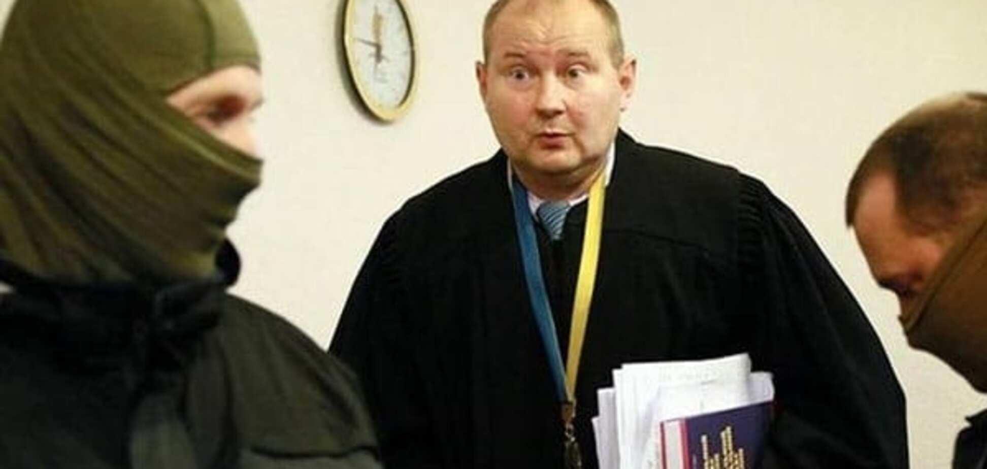 Правоохоронці були безсилі: суддя-корупціонер Чаус утік до Криму