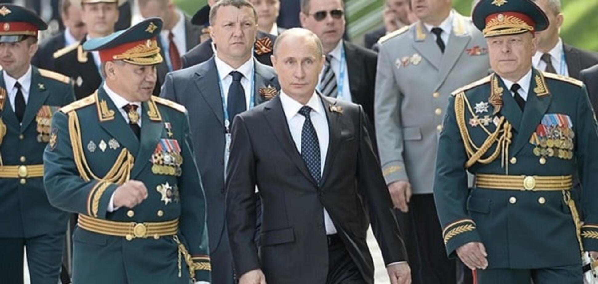 Снова в Крым? Путин собрался посетить военные учения 'Кавказ-2016' - СМИ