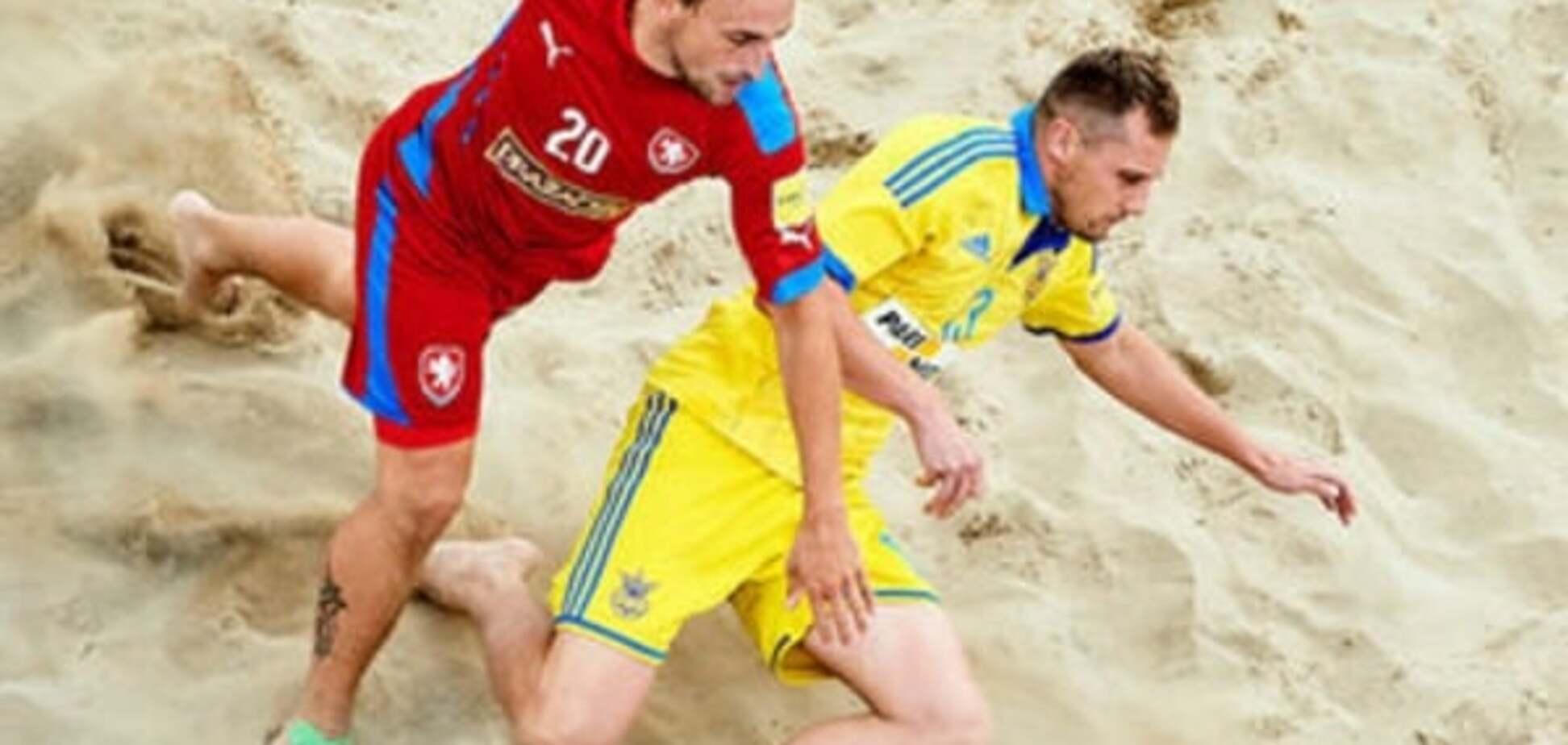 Україна потрапила в одну групу з Росією у відборі ЧС-2017
