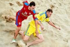 Украина попала в одну группу с Россией в отборе ЧМ-2017