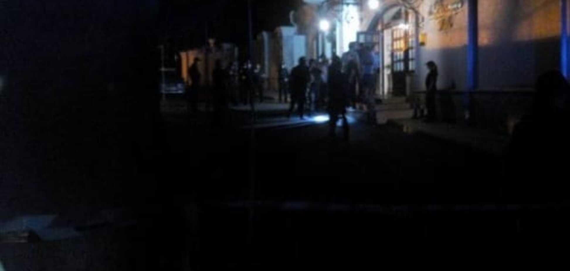 Захват отеля в Одессе: стали известны подробности происшествия. Опубликованы фото и видео