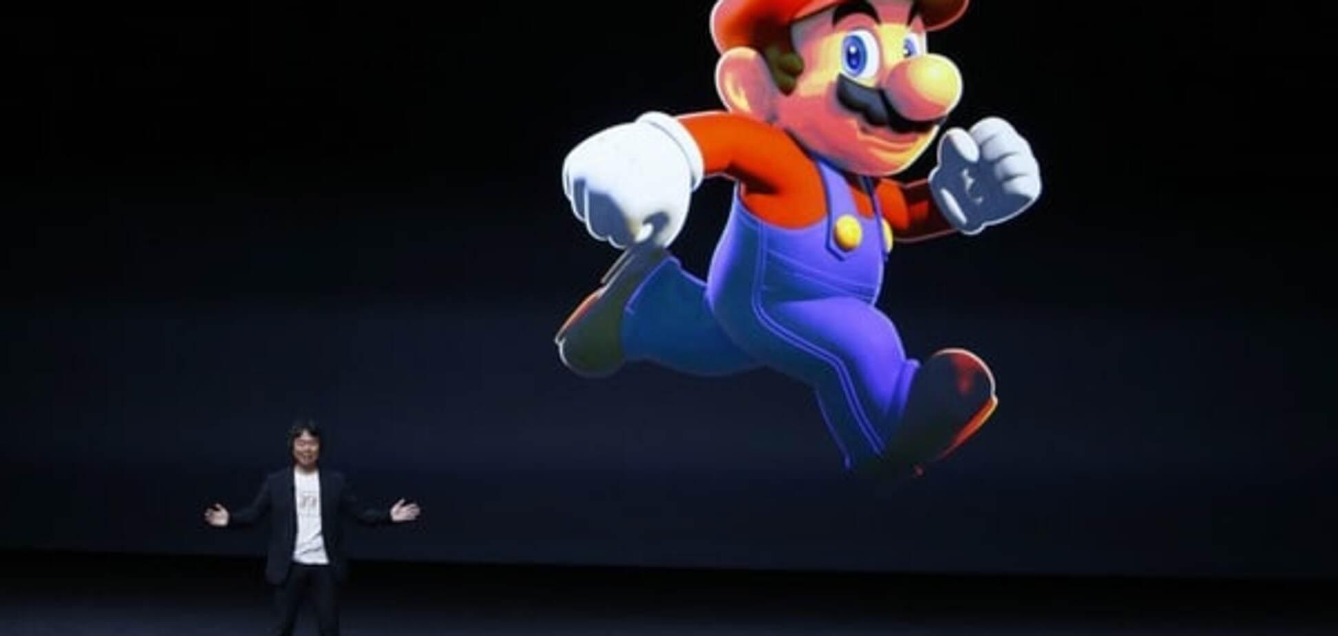 Nintendo анонсировала эксклюзивный выход игры 'Super Mario Run' на iOS