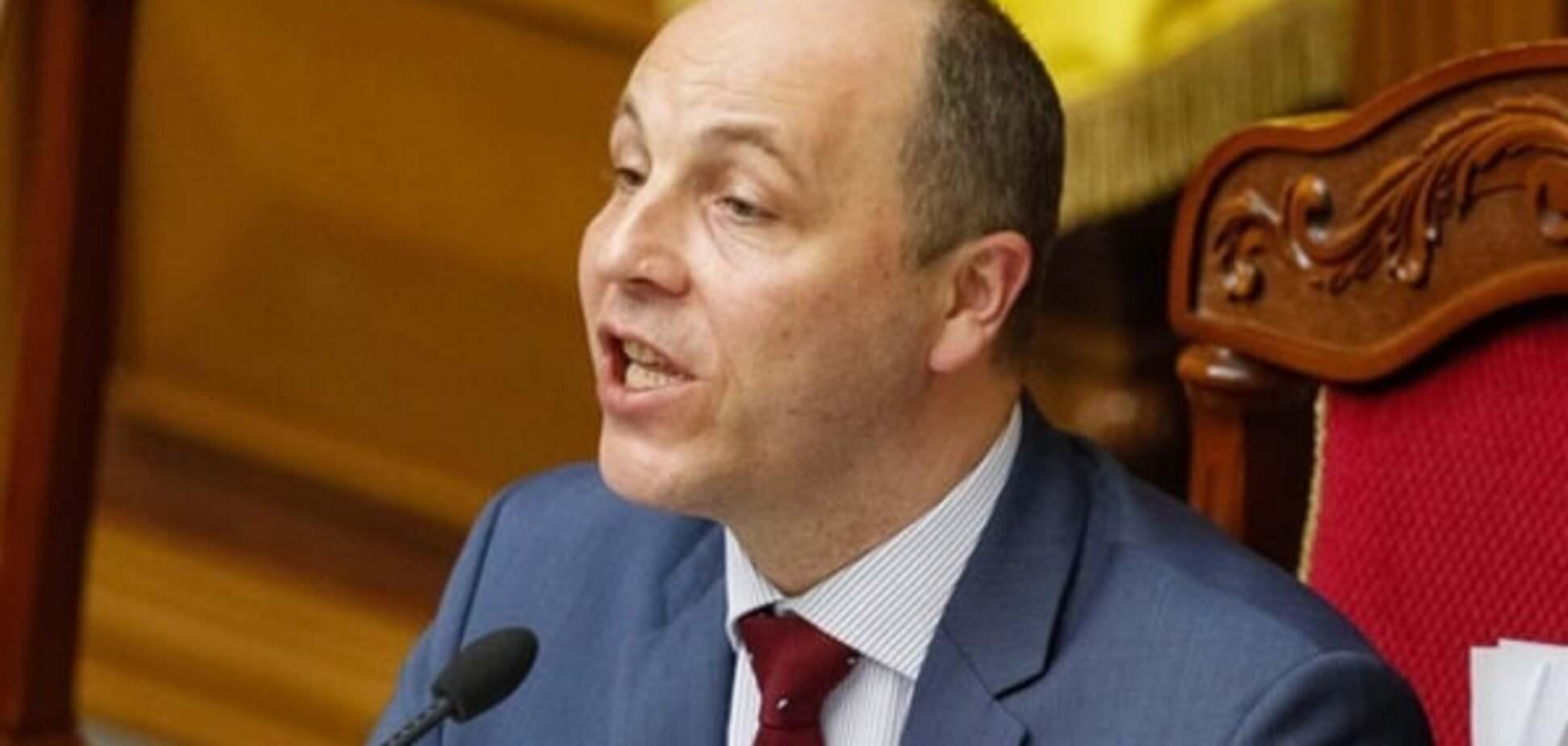 Розповів про 'російський слід': у ГПУ повторно допитали Парубія