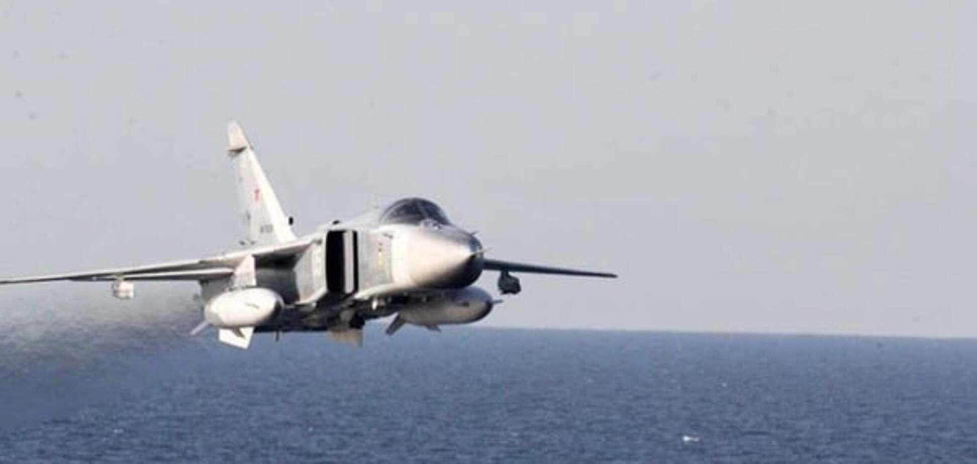 Угрожали артиллерией: российский Су-24 и корабли пошли на провокацию против Украины в Черном море