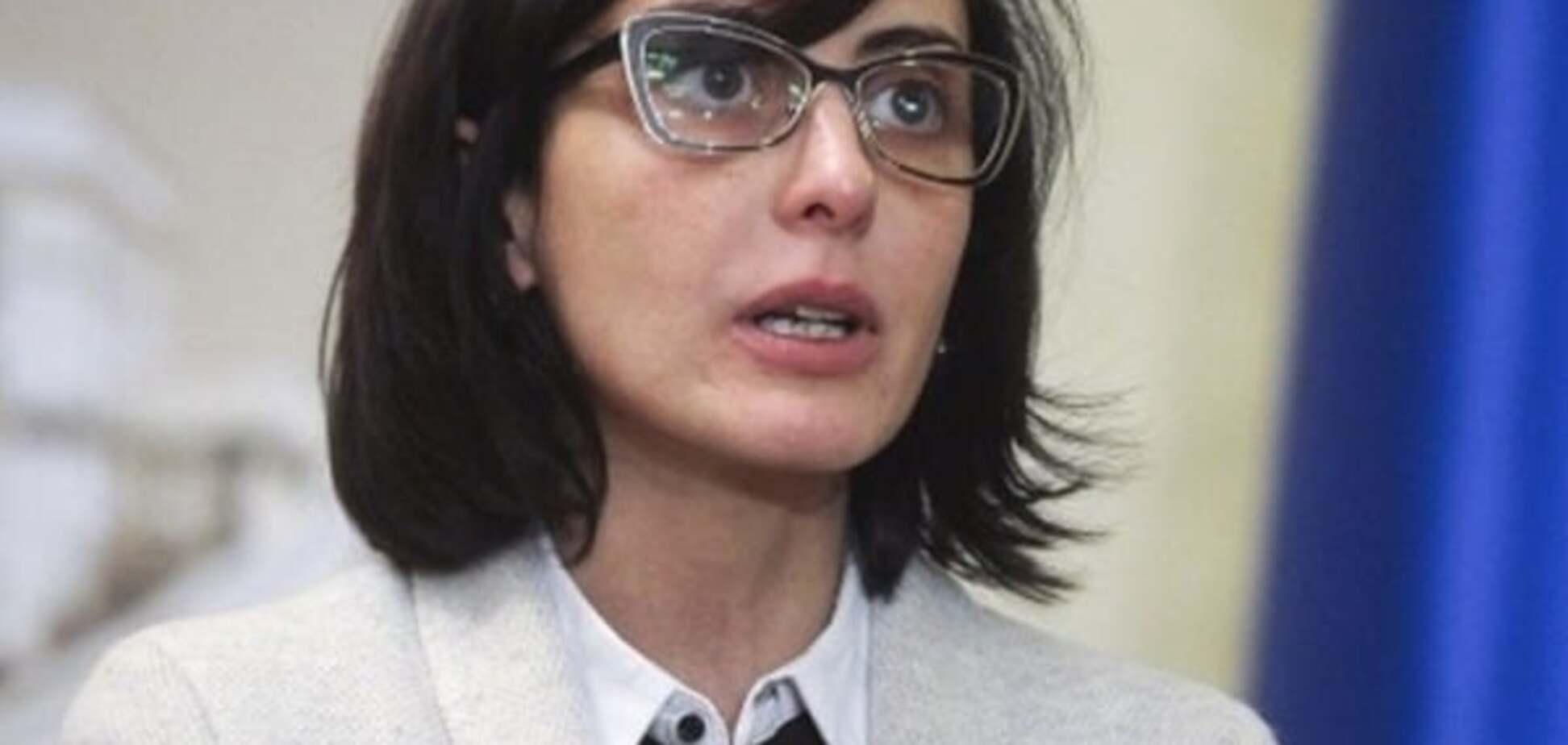 Деканоїдзе відзвітувала щодо справи Шеремета: прориву немає, є версії