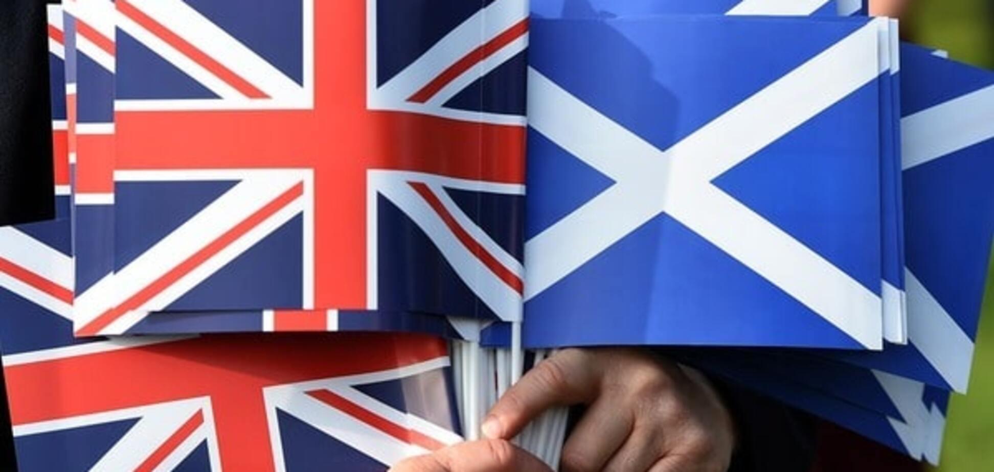 Наслідки Brexit: Шотландія розпочала підготовку до нового референдуму про незалежність
