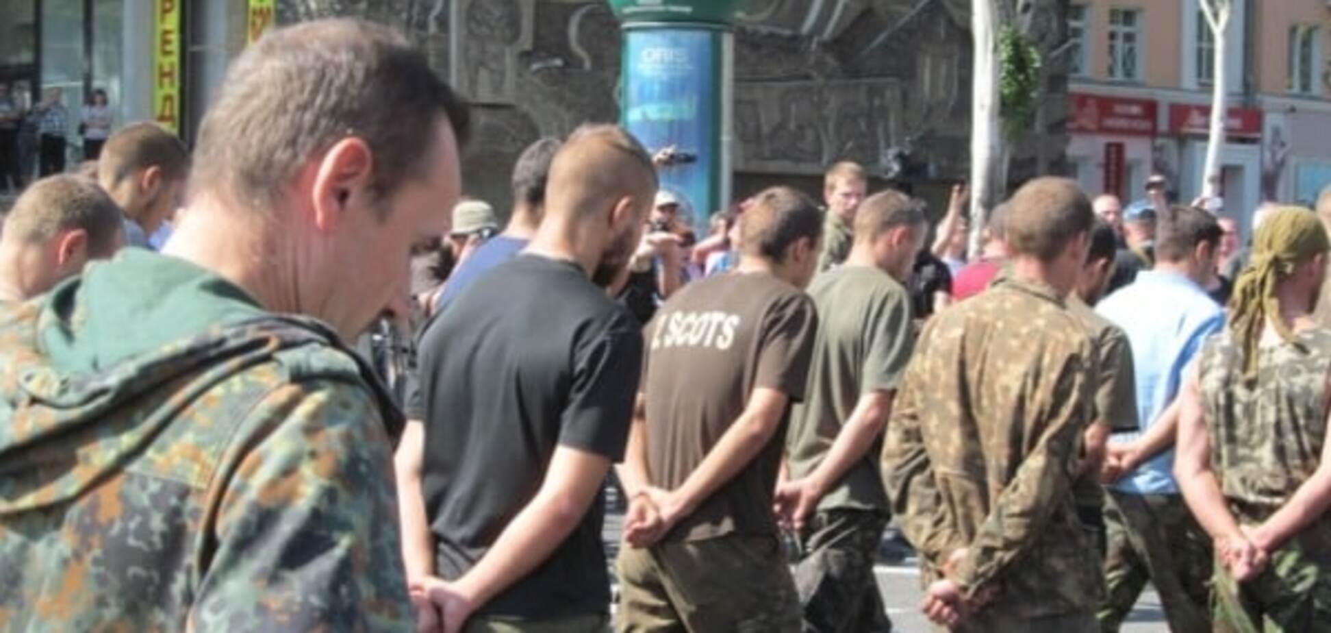 Тандіт повідомив про нових українських полонених на Донбасі