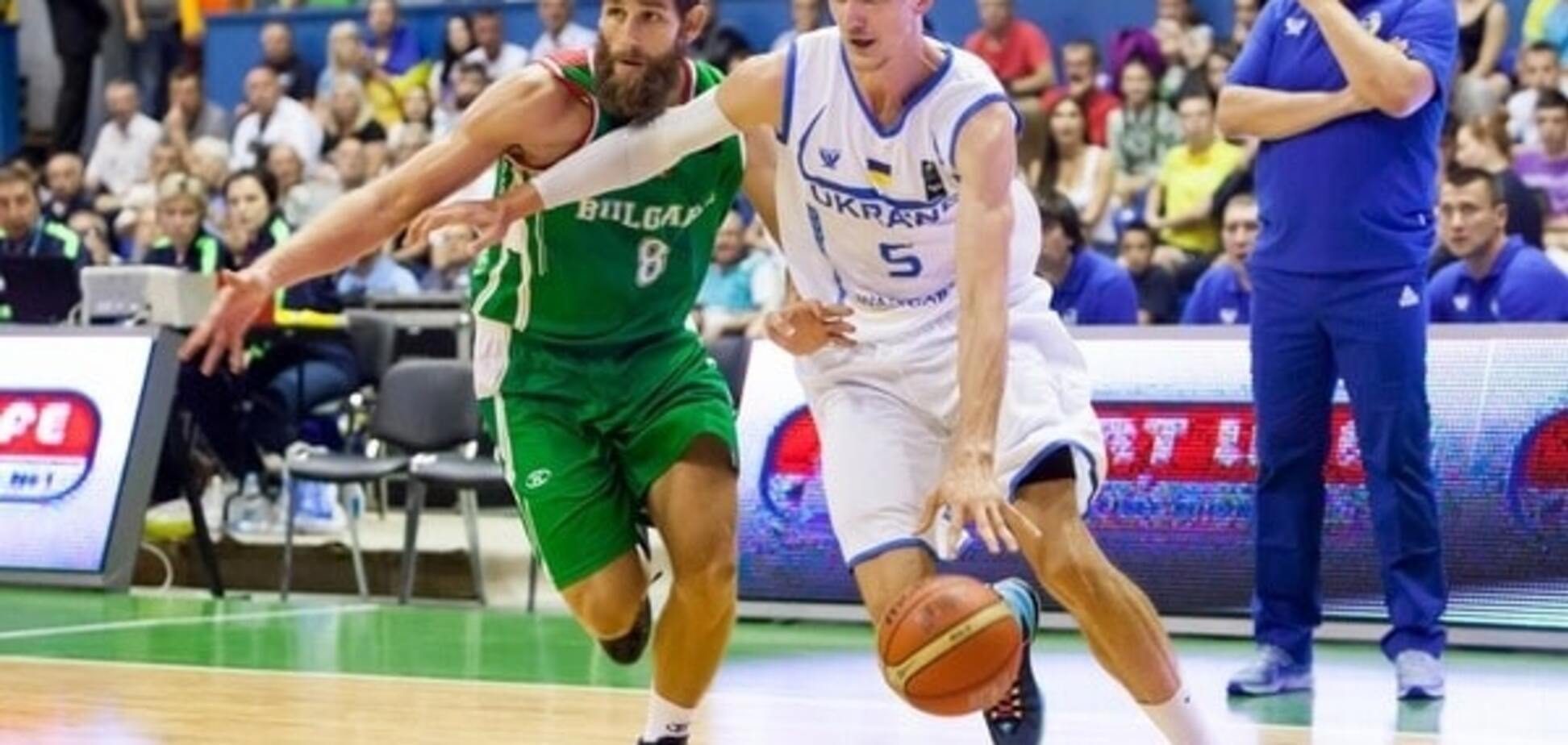 Словения - Украина: видео матча квалификации Евробаскета-2017