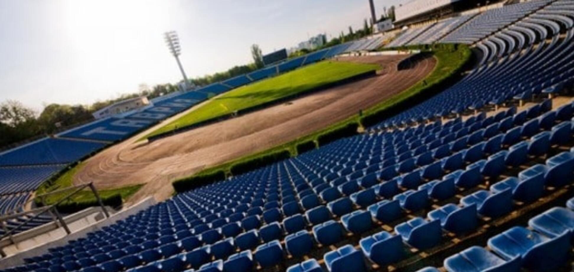 Оккупанты в Крыму решили снести легендарный футбольный стадион