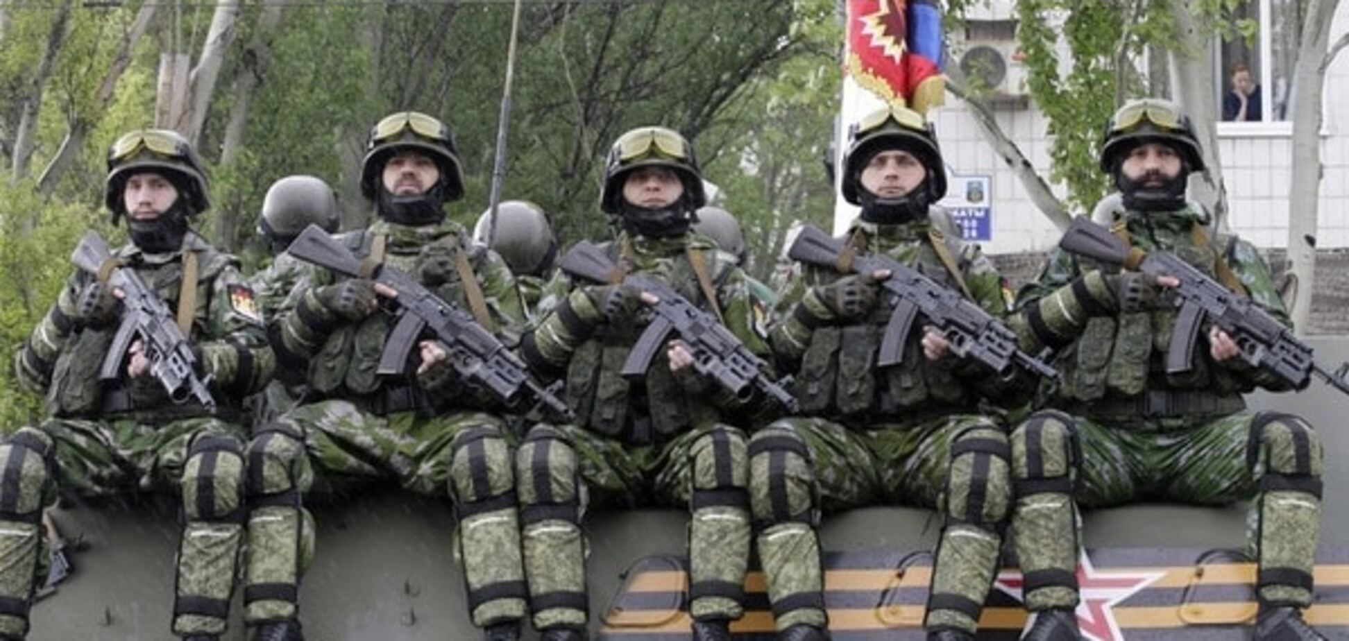 Терористи накрили село на Донбасі мінометним вогнем