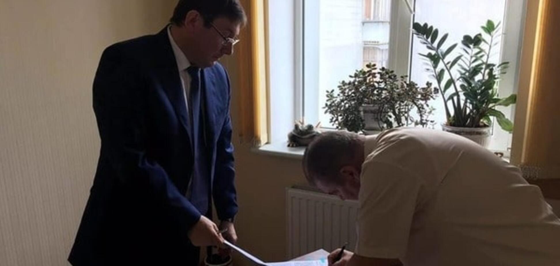 ВККС відсторонила спійманого на великому хабарі суддю Вищого госпсуду Швеця