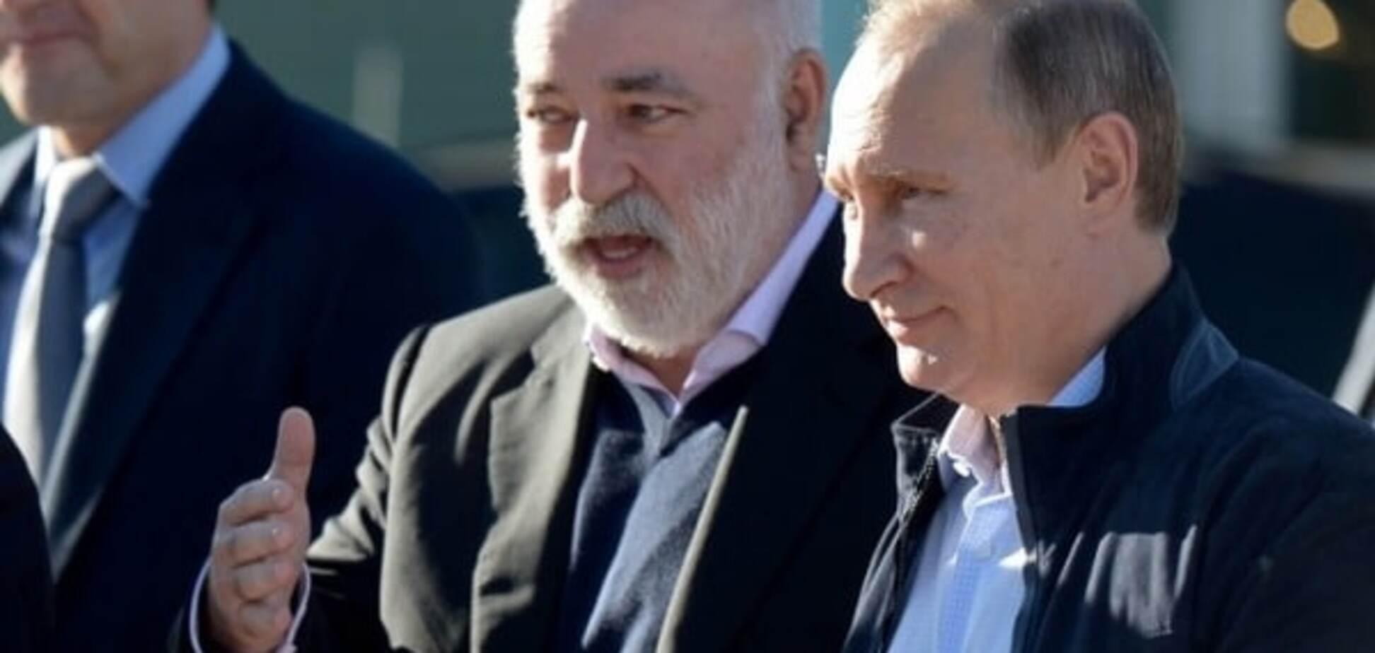 Очередной заложник Путина. Как раскулачивают миллиардеров