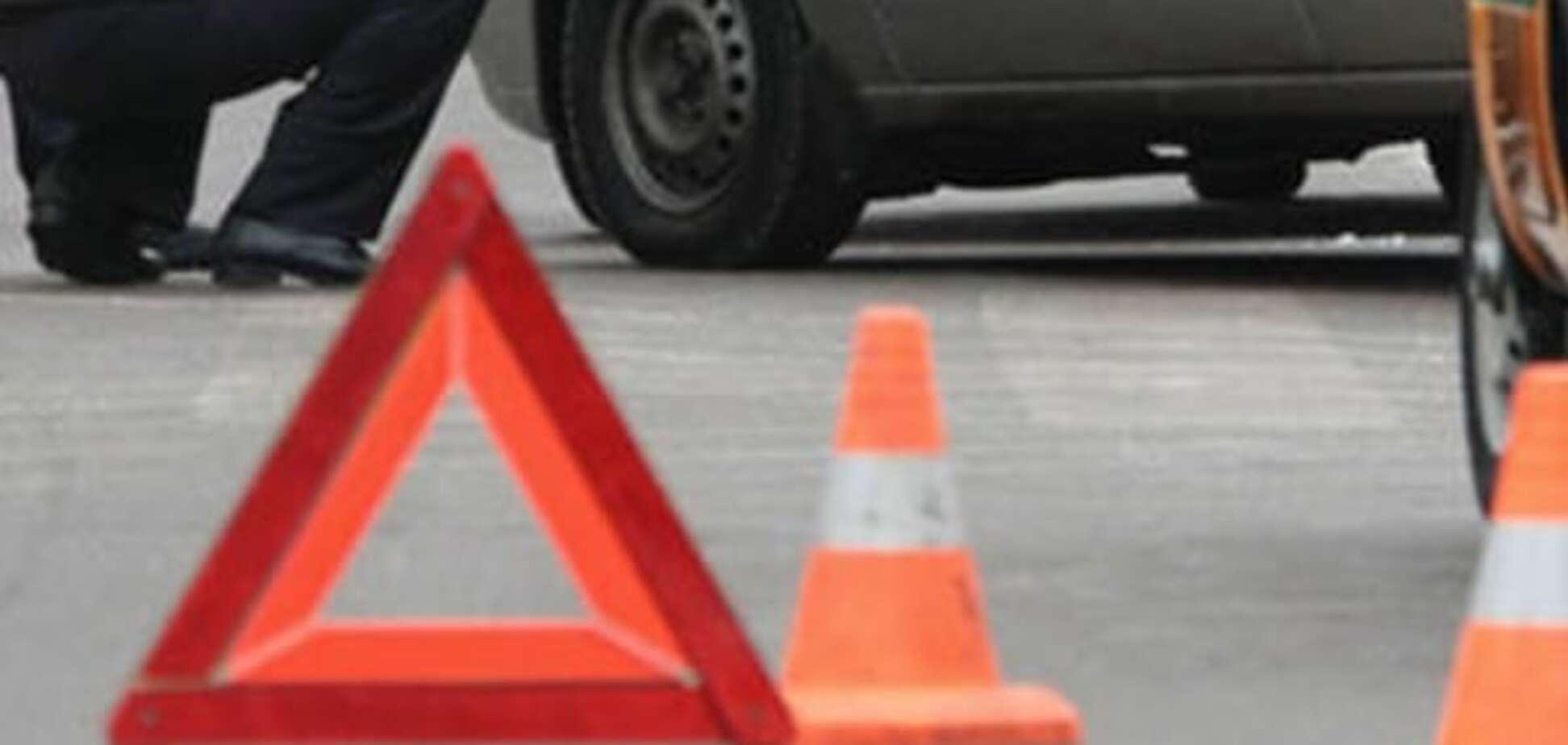 Під Києвом у авто відірвався причіп і убив жінку-пішохода