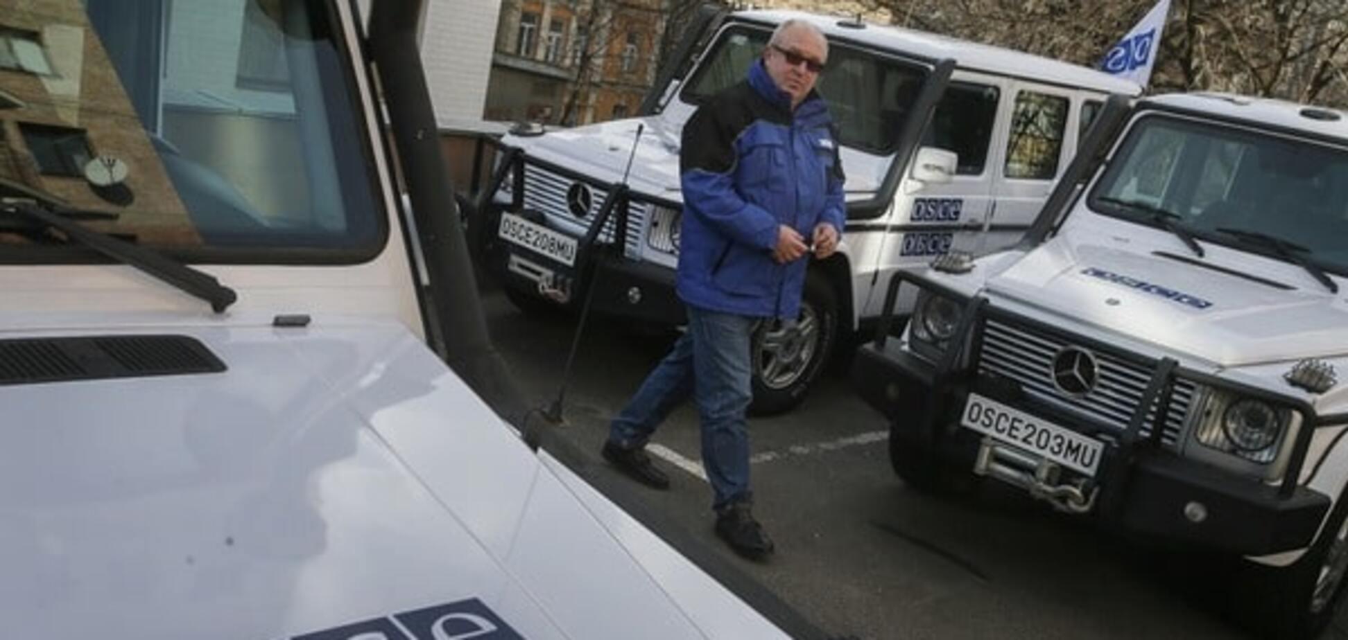 Терористи 'ЛНР' не пустили місію ОБСЄ в окуповане село на Донбасі