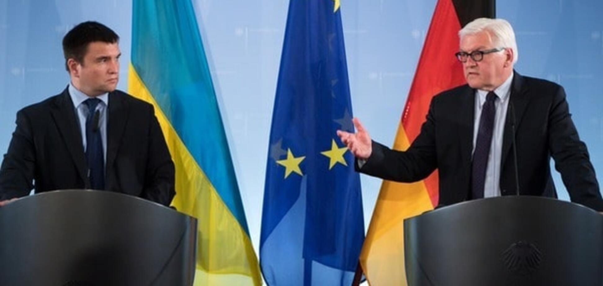 Климкин назвал условия, при которых Украина согласится провести выборы на Донбассе