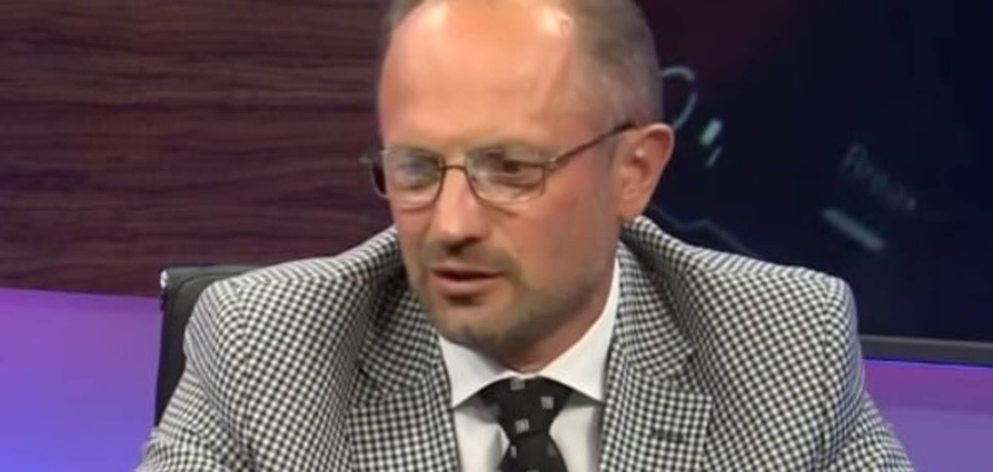 Буде вибух: Безсмертний заявив про готовність Кремля до поділу Білорусі