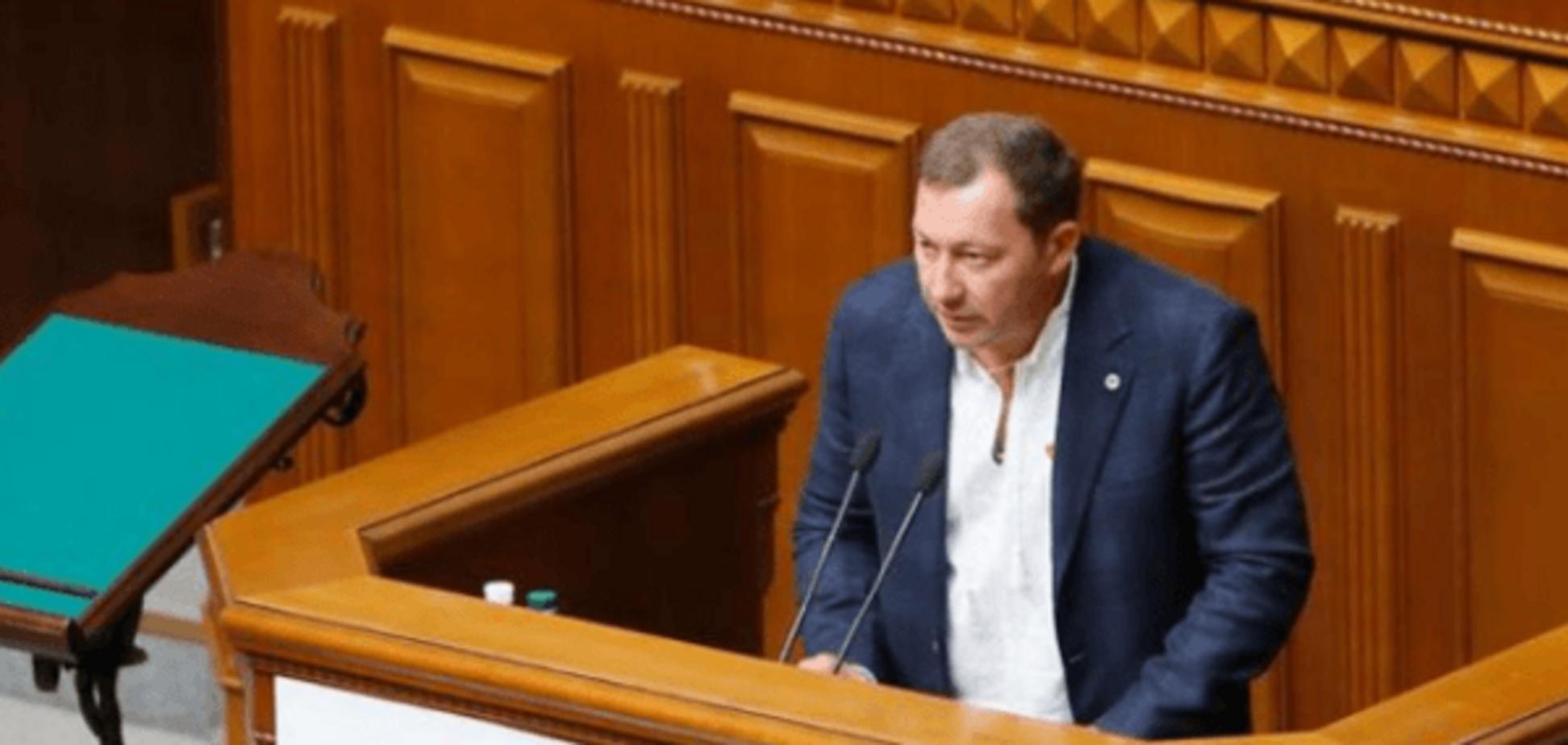 Фракция 'Батьківщини' пополнилась новым депутатом