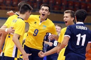 Украина красиво вышла в полуфинал чемпионата Европы по волейболу