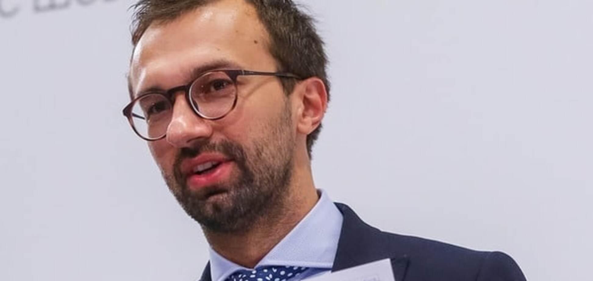 Політолог пояснив, як Лещенко відволікає увагу від скандалу з квартирою