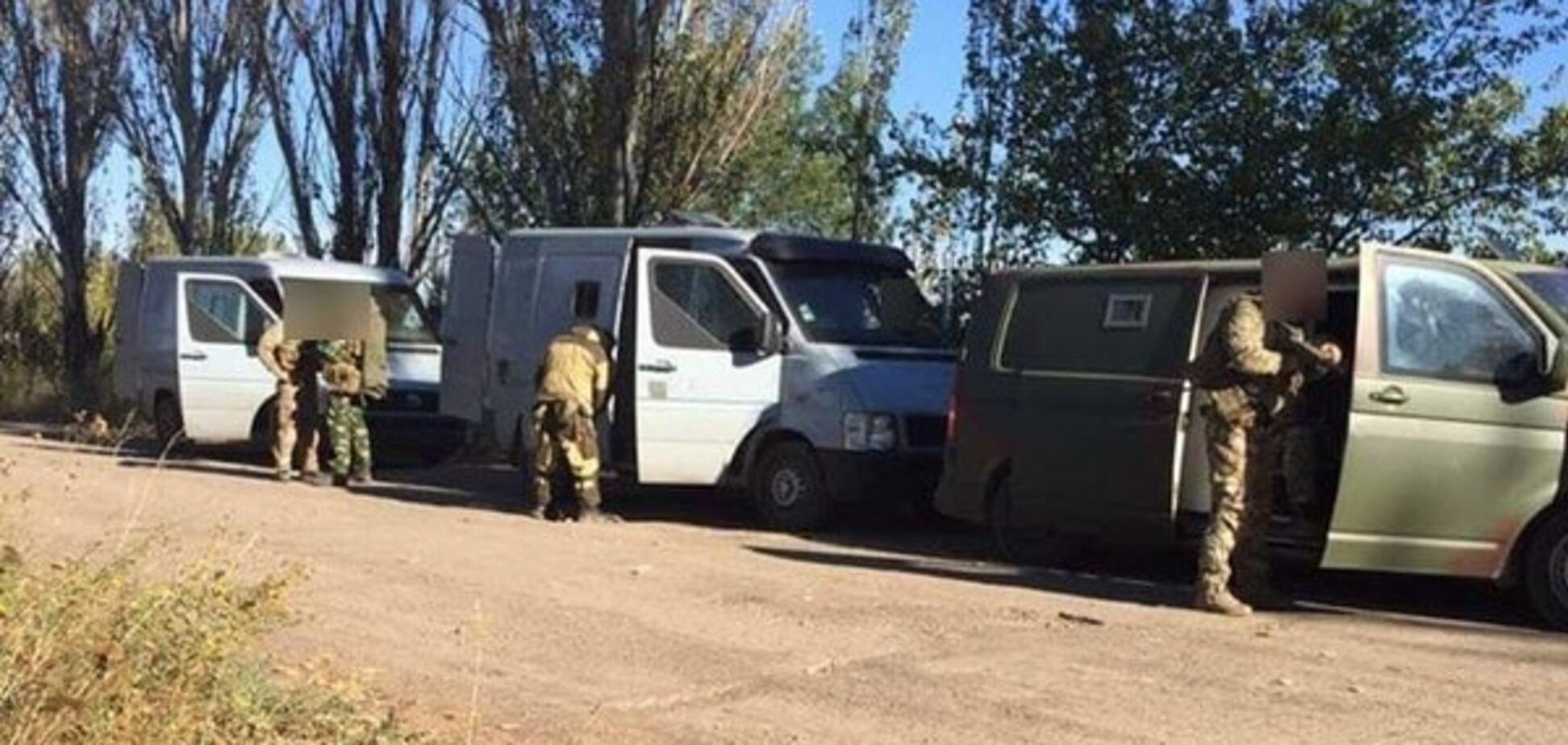Спецоперація в 'сірій зоні': на Донбасі перекрили найбільший канал постачання терористів