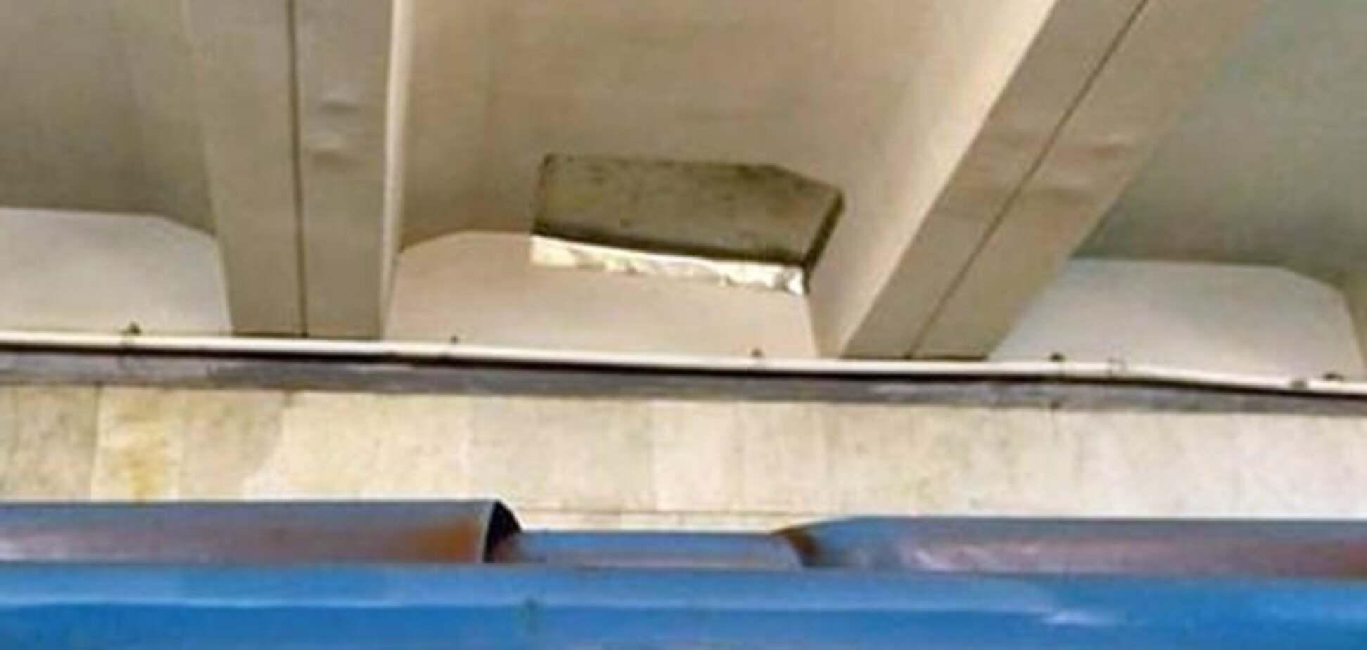 У Києві через будівництво над метро пошкоджено стелю станції - ЗМІ