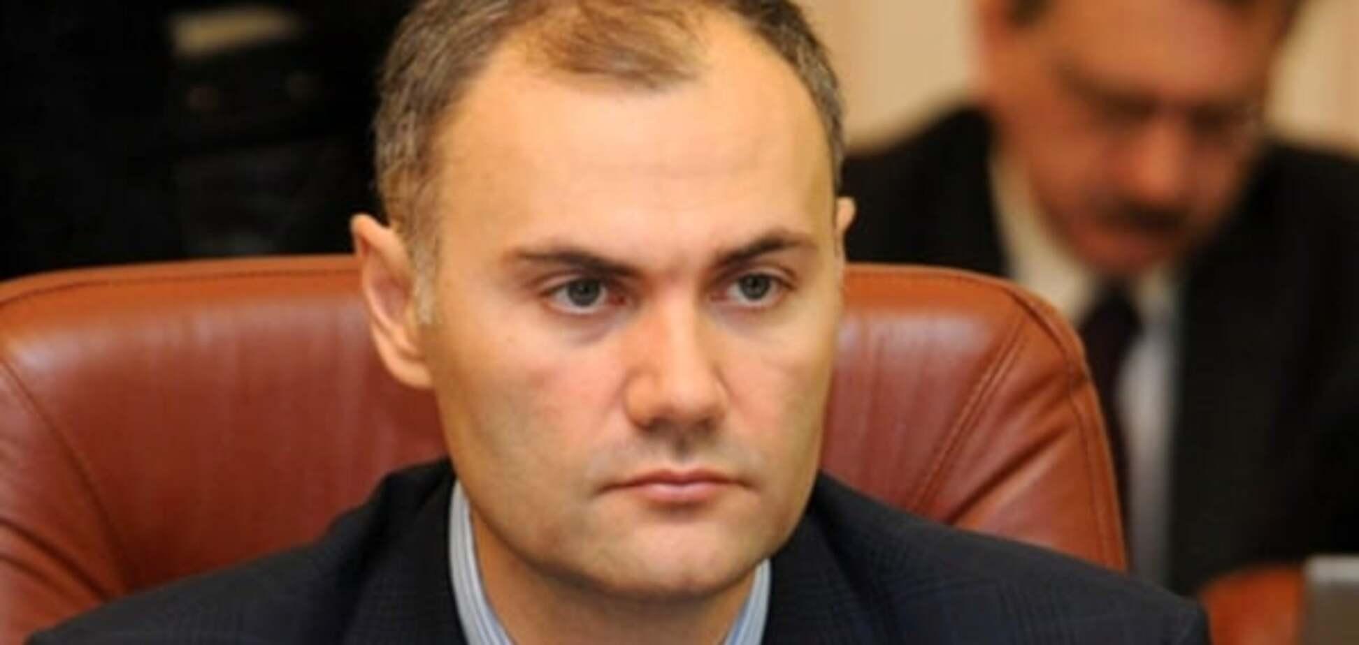 ГПУ має намір допитати екс-міністра фінансів Колобова в Іспанії