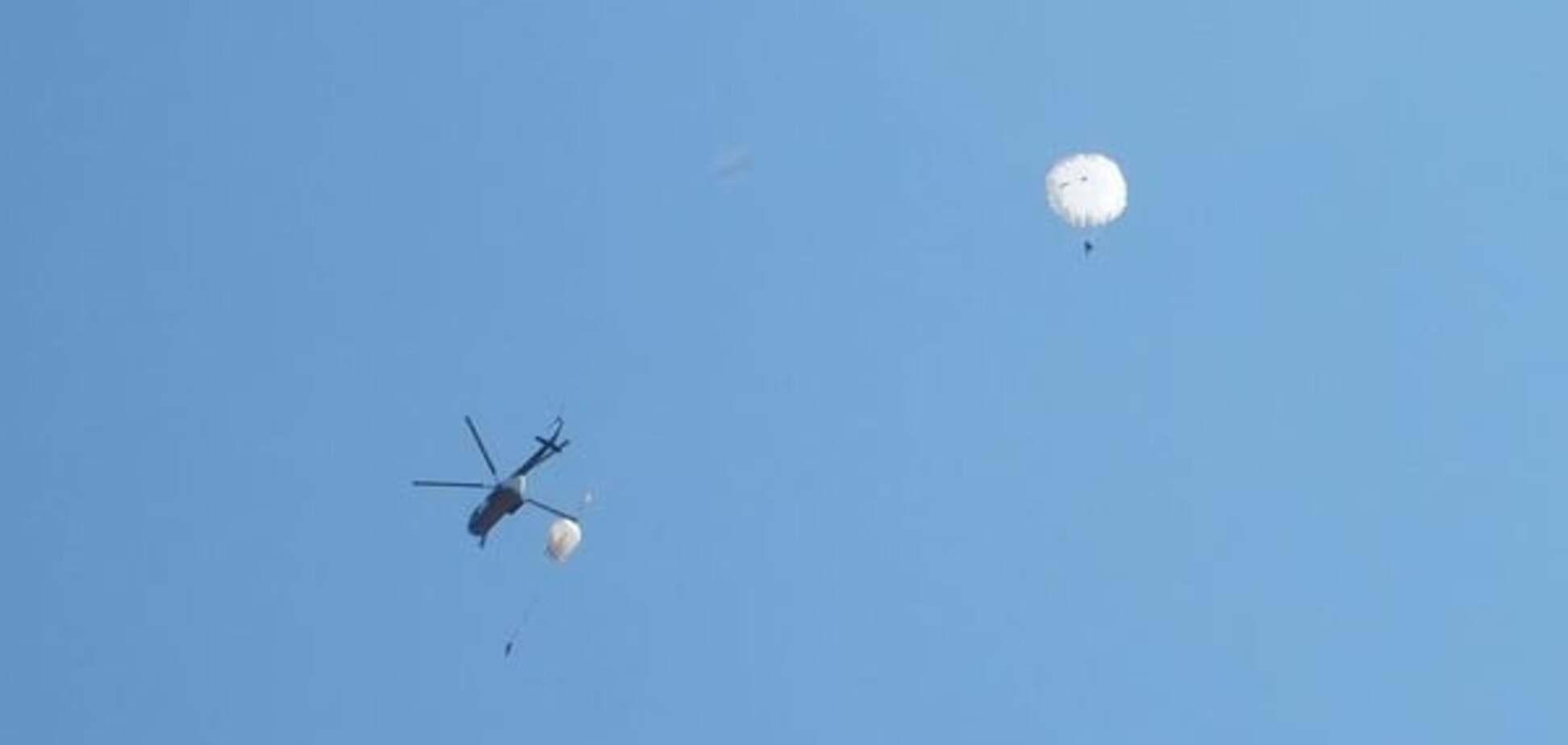 Не розкрилися парашути: під Миколаєвом загинули двоє офіцерів